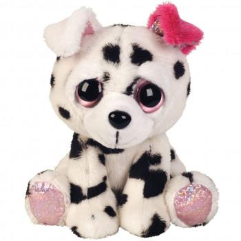 Fun Li'l Peepers Dalmatian with Pink Ears Small