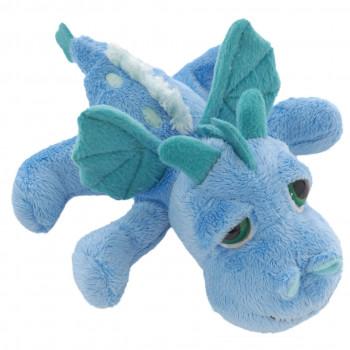 Fun Li'l Peepers Dragonz Small Firestorm Blue Dragon