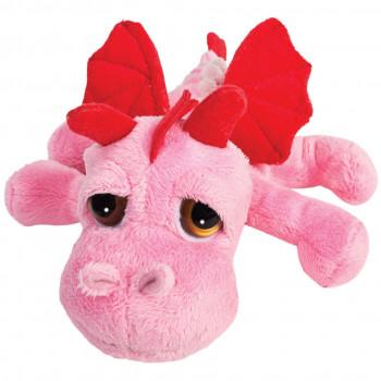 Li'l Peepers Dragonz Small 17.8cm Smoulder Pink Dragon
