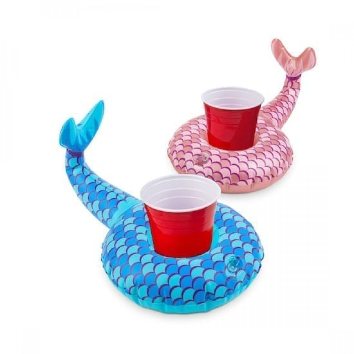 BMDF  Mermaid Tails Bev Boats Prod withcups