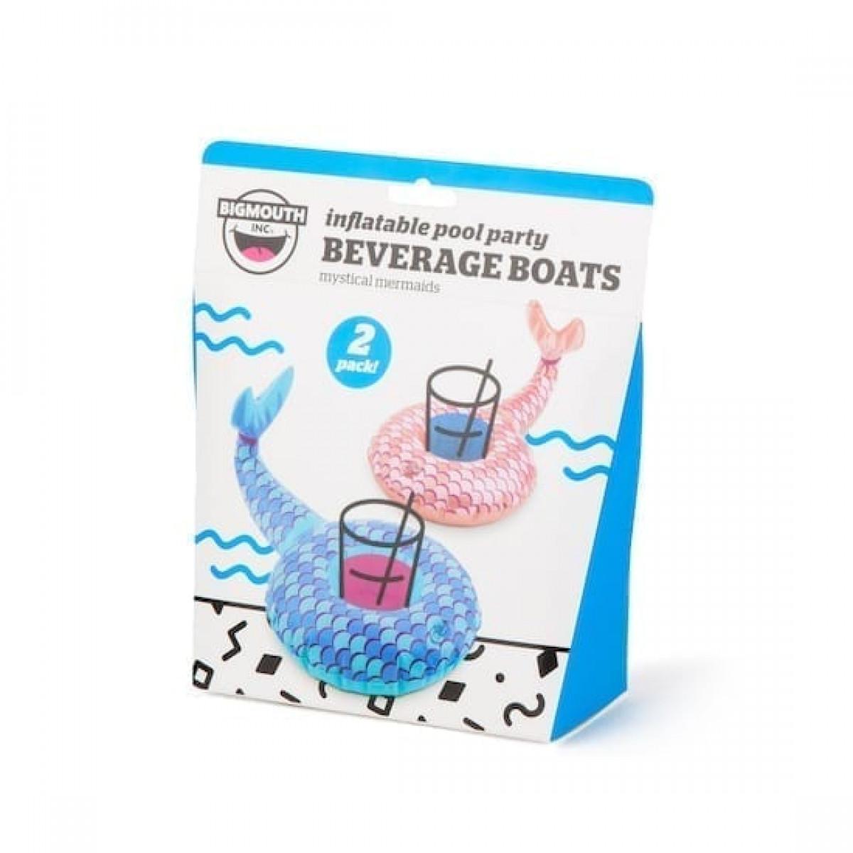 BMDF  Mermaid Tails Bev Boats pkg