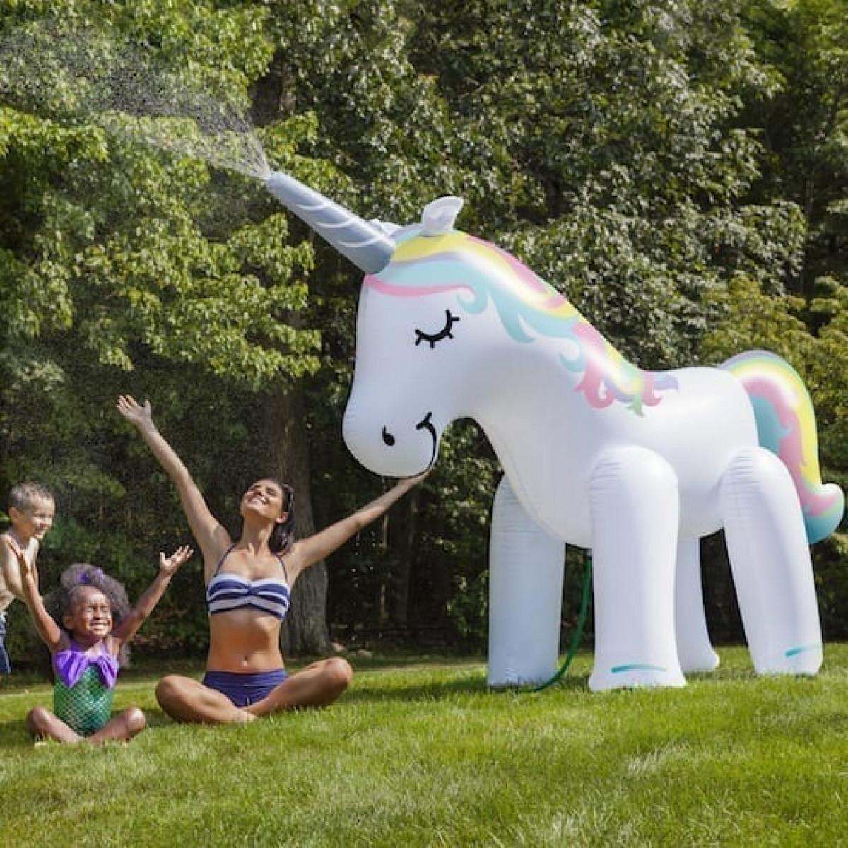 BMYS  Unicorn Sprinkler Lifestyle
