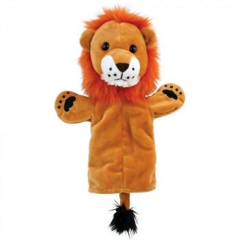 pupetpale lion