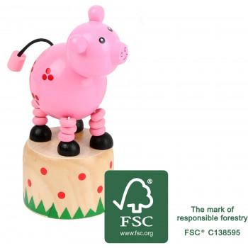 legler small foot druecktier Schwein FSC
