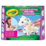Crayola-Colour-n-Style-Unicorn-Craft-Kit-with-Washable-Felt-Tip-Colouring-Pens-11