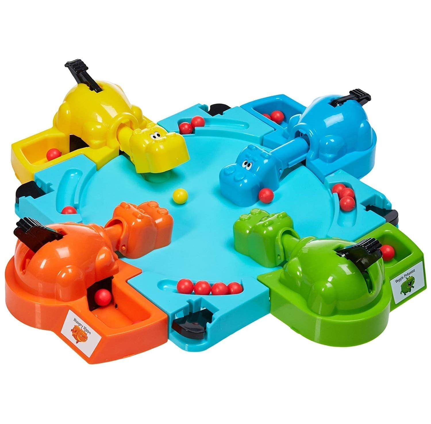 Hasbro Gaming Elefun Friends Hungry Hungry Hippos Game