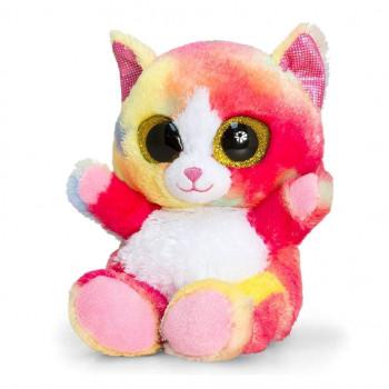 Keel Toys cm Animotsu Rainbow Cat gggg