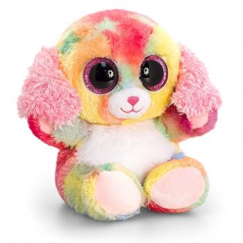 Keel Toys cm Animotsu Rainbow Dog ffgt