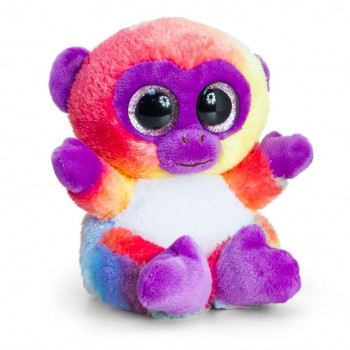 Keel Toys cm Animotsu Rainbow Monkey