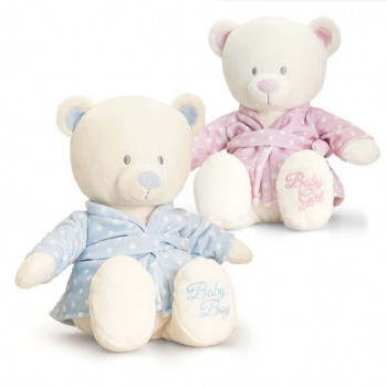 Keel Toys cm Baby Bear In Dressing Gown hhh