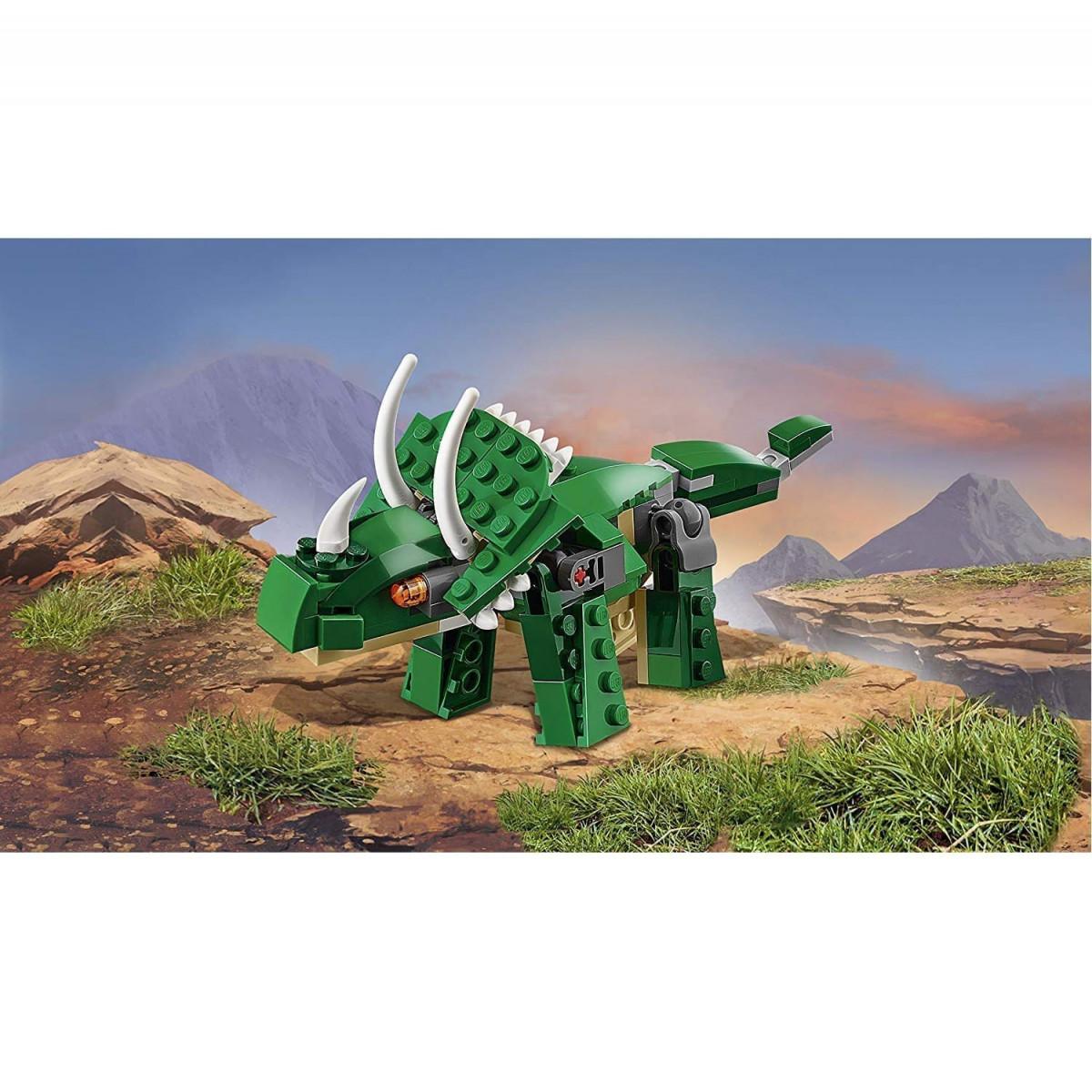 LEGO  Creator Mighty Dinosaurs