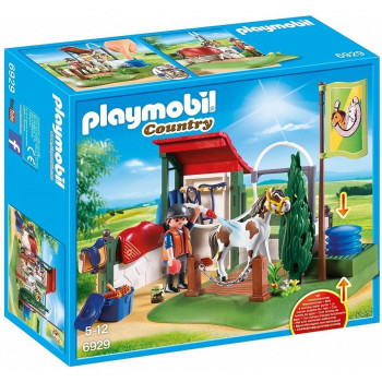 Playmobil  Country Horse Grooming