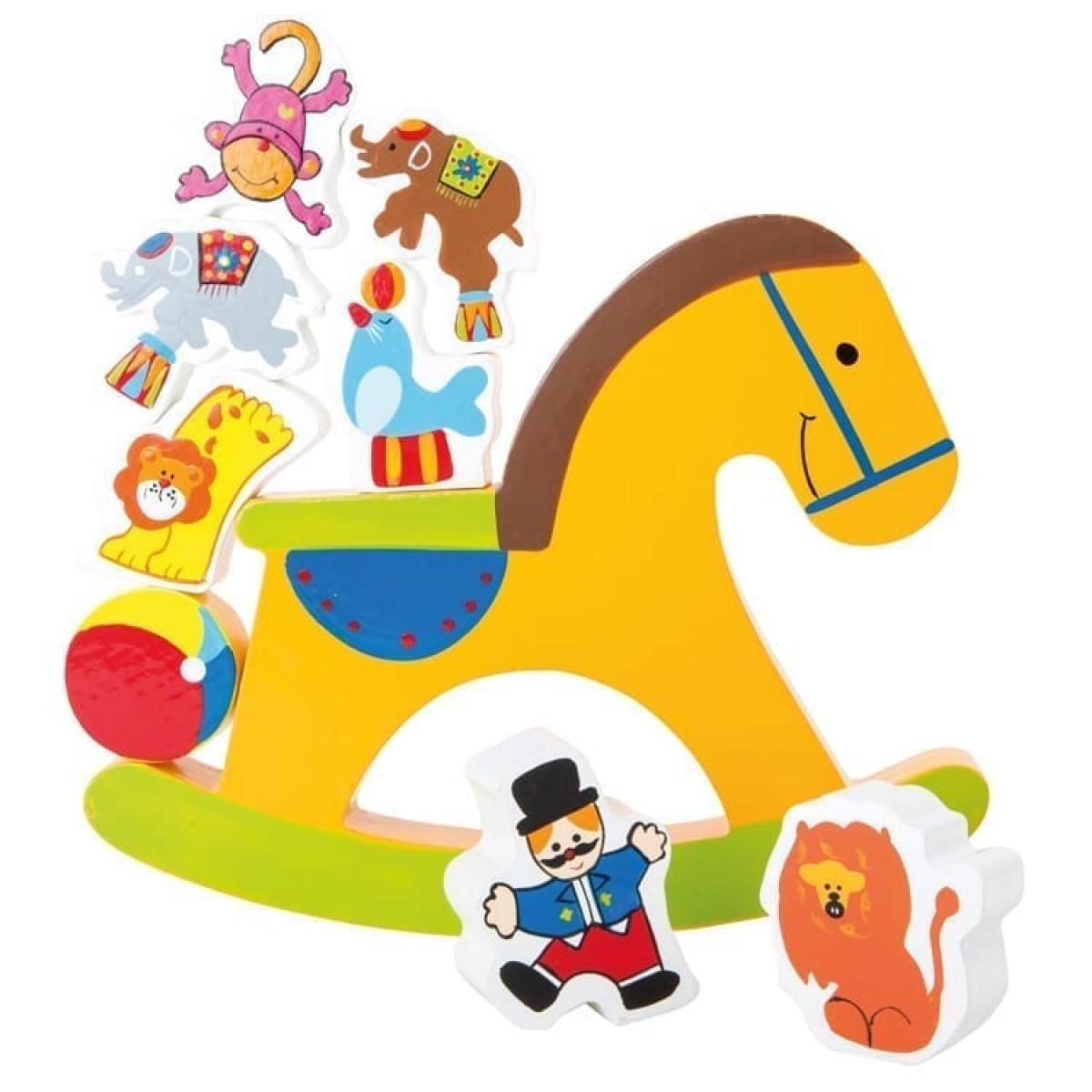 Rocking Horse Balancing Rocker