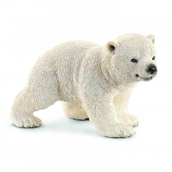 Schleich  Wild Life Polar Bear Cub Walking