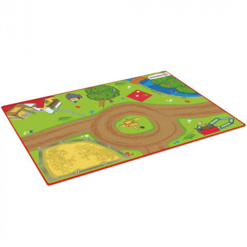 Schleich  Farm playmat