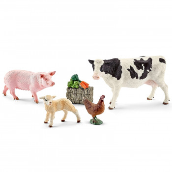 Schleich Farm World My First Farm Animals