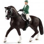 Schleich Showjumper with Horse 2