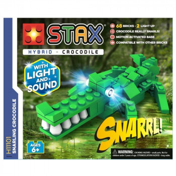 Stax Hybrid Snapping Crocodile