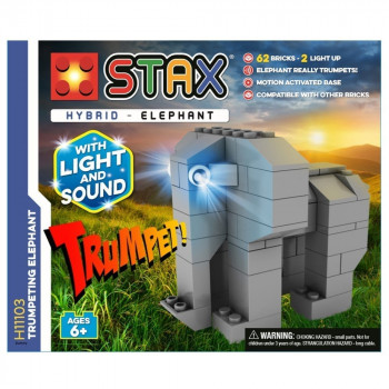 Stax Hybrid Trumpeting Elephant hhy