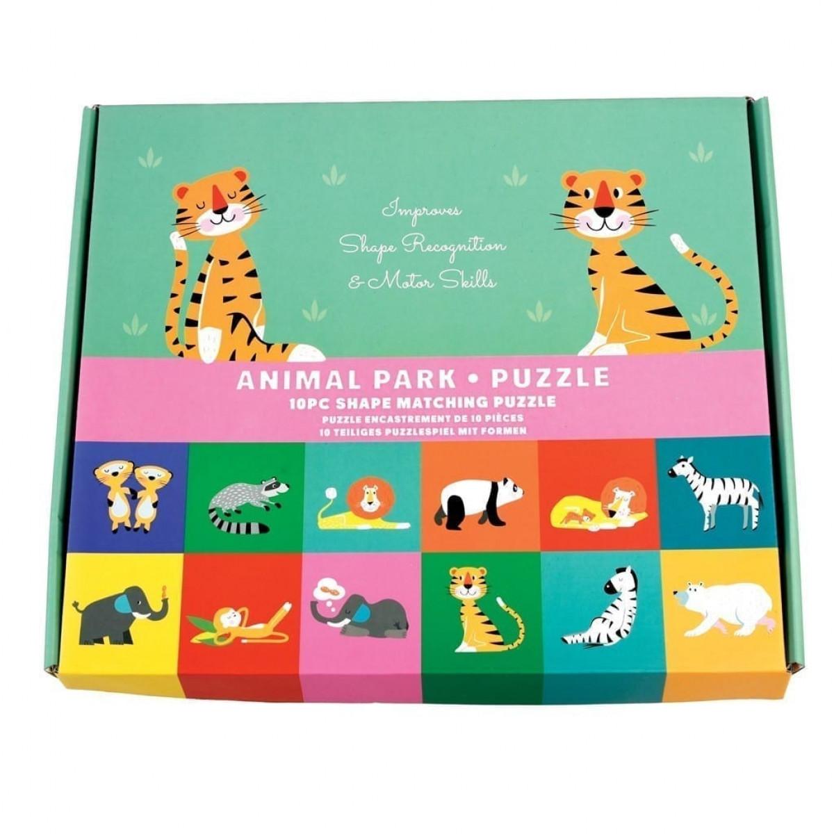animal park puzzle