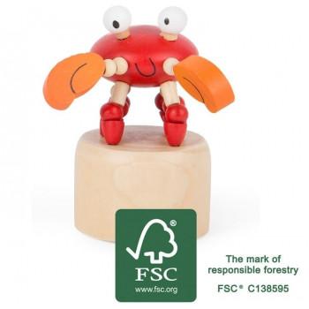 dancingg crabb