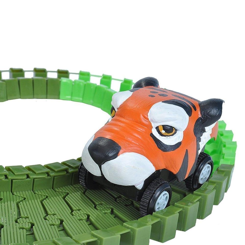 flex track tiger