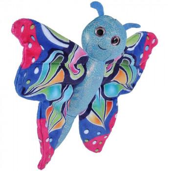 hugger Blue Butterfly