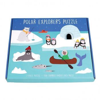 polar explorers puzzle