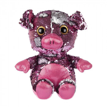 Sequin Pig Large