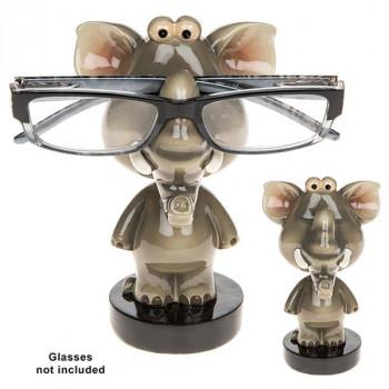 Wobble Head Specs Holder Elephant