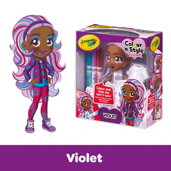 Doll-Squares-Violet